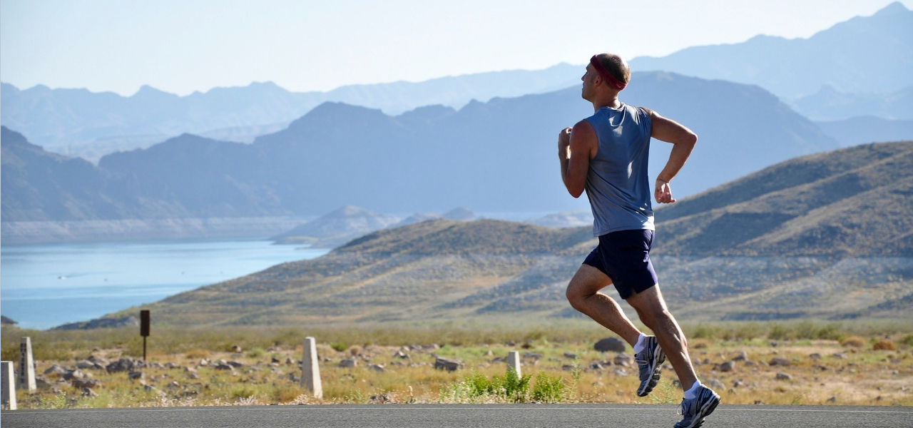 how much running to burn 100 calories?