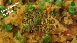 keema gpbhi matar recipe