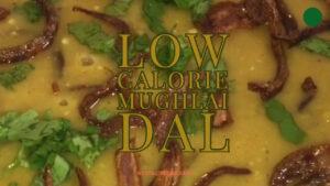 dal mughlai low calorie low carb