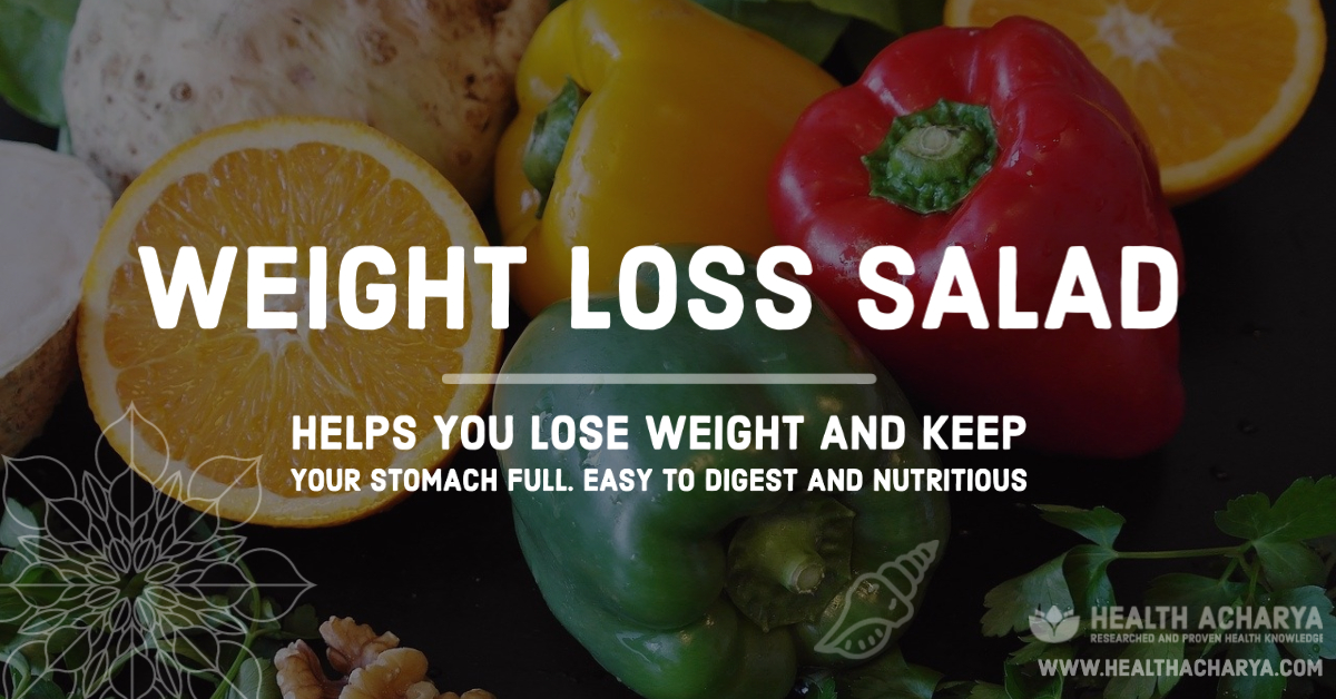 weight loss salad recipe