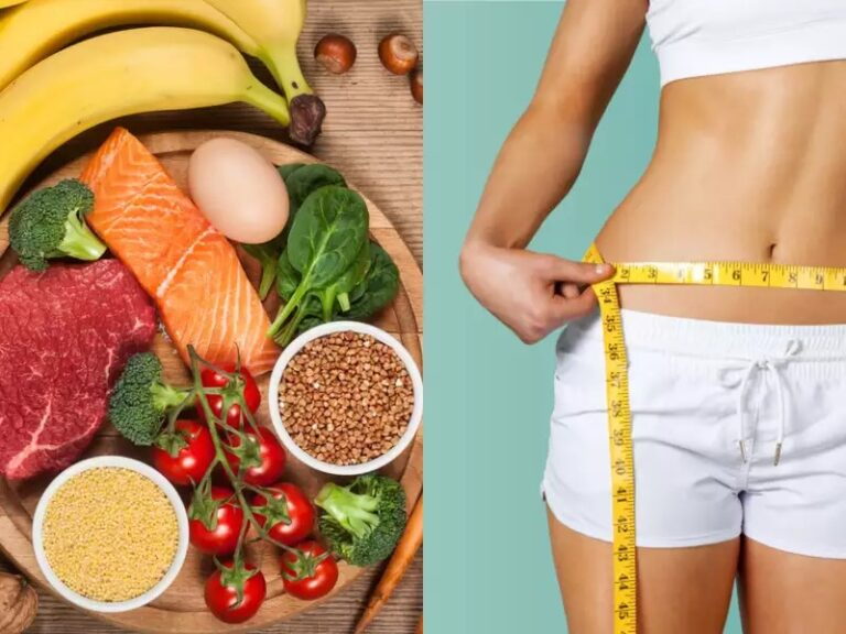 healthy diet for weight loss